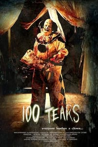 100 Tears poster