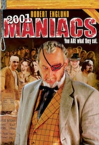 2001 Maniacs poster