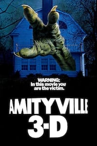 Amityville 3-D poster