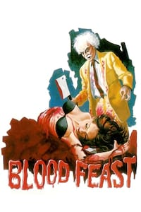 Blood Feast poster