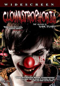 Clownstrophobia poster