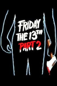 Friday the 13th Part 2 poster