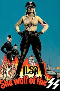 Ilsa: She Wolf of the SS poster