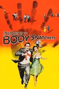 Invasion of the Body Snatchers poster