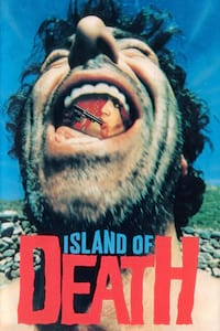 Island of Death poster