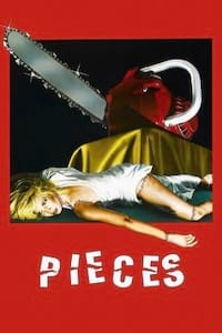 Pieces poster