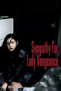 Sympathy for Lady Vengeance poster