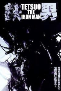 Tetsuo, the Iron Man poster