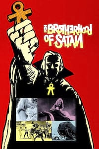 The Brotherhood of Satan poster