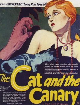The Cat and the Canary