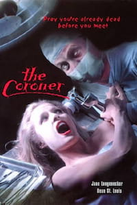 The Coroner poster