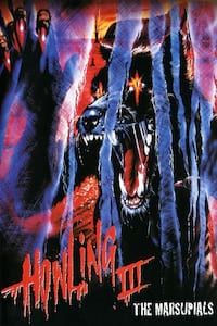 The Marsupials: The Howling III poster