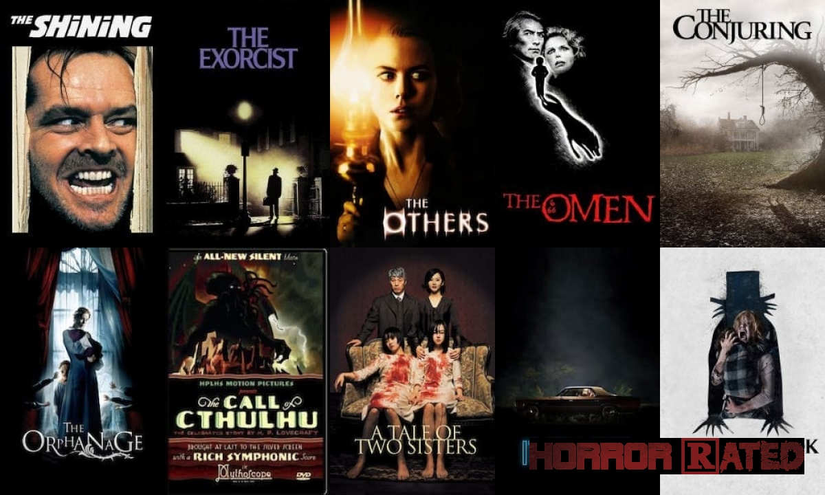 Top 10 Supernatural Horror Movies Of All Time Horrorrated